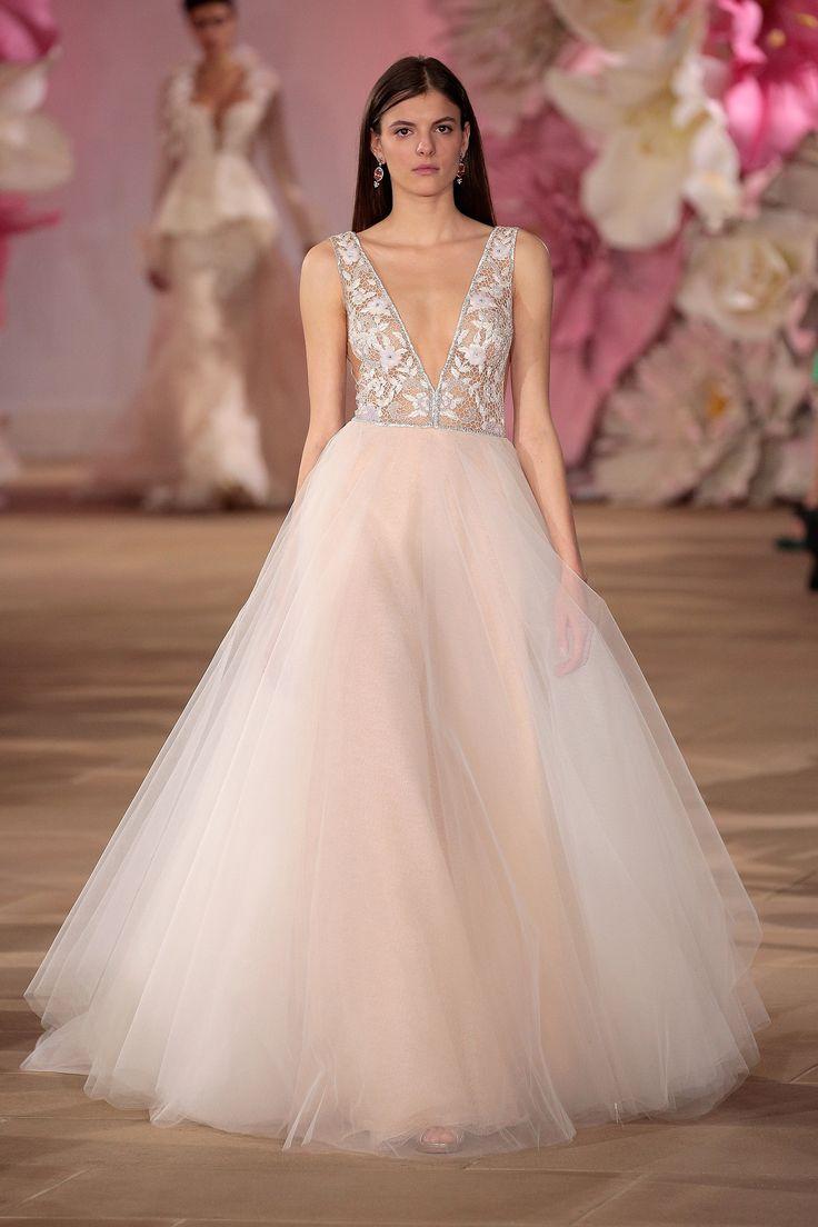 90 best Sleeveless bridal gowns images on Pinterest | Wedding frocks ...