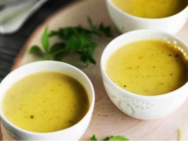 Libečková polévka - | Prostřeno.cz
