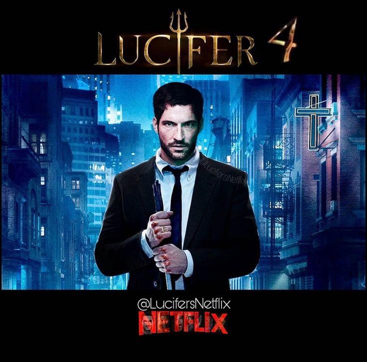 Lucifer Netflix Season 4: I Think We're In For An Edgier Devil On Netflix 😈