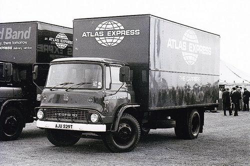 Atlas Express Co Ltd., Carriers | Post-nationalisation era c… | Flickr