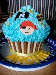 Image result for pirate cakes ideas