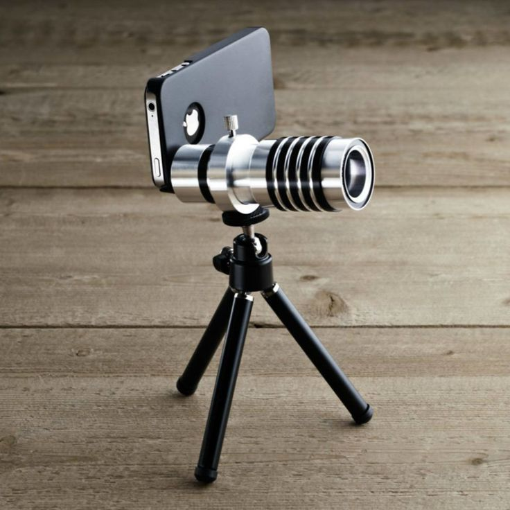Your likes on Instagram are sure to go through the roof with just a moderate investment in these lightweight, easy-to-use lenses and tripod from Restoration Hardware. Polarized macro and fisheye lenses lend extreme zoom and wide-angle capability, and...