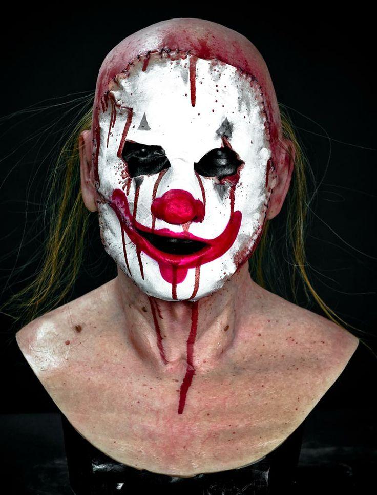 Halloween makeup for me or my boys.