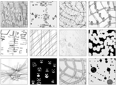 """Iconoclastic geographer Denis Wood has created an atlas unlike any other. He surveys his small, century-old neighborhood in Raleigh, North Carolina by first paring away the inessential """"map crap"""" (scale, orientation, street grids), then by locating the revelatory in the unmapped and unmappable: radio waves permeating the air, the paperboy's route in space and time, the light cast by street lamps, Halloween pumpkins on porches."""
