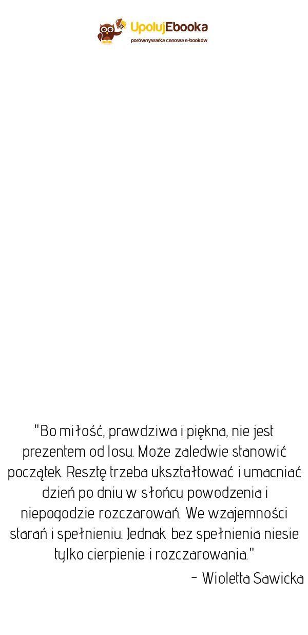 Pin Na Cytaty Z Ksiazek
