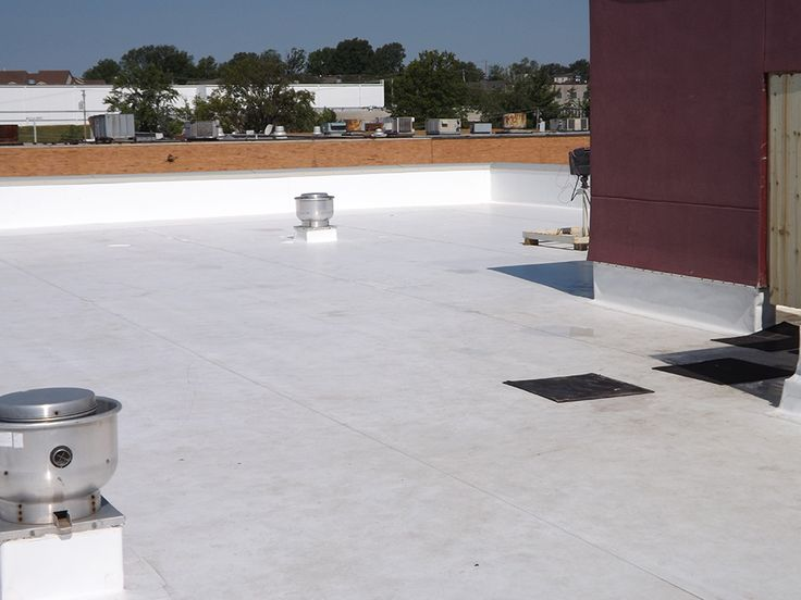 #Commercial #Roofs Contractor Manhattan For All Commercial Types Http://goo.