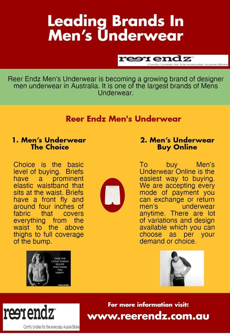 Reer Endz Men's Underwearis becoming a growing brand of designer men underwear in Australia. It is one of the largest brands ofMens Underwear. It is known for its perfection and quality. This brand is a sign of modernity for modishmen.Men's Underwear Online,Mens Underwear,Underwear Mens