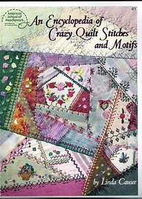 Encyclopedia crazy quilt - Eva Barba Alencar - Álbuns da web do Picasa: Books, Embroidery Magazines, Crazy Quilt Stitches, Libros Patchwork, Crazy Patchwork, Crazy Patches, Embroidery Stitches, Crazy Quilts Stitches, Encyclopedias Crazy Quilts