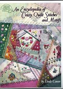 Encyclopedia crazy quilt - Eva Barba Alencar - Álbuns da web do Picasa
