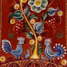 Вселенная Божественное Древо Жизни
