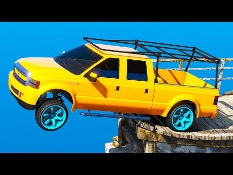 Gaming Videos: GTA 5 High Speed Crashes Compilation