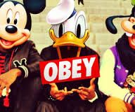 obey swag mickey -