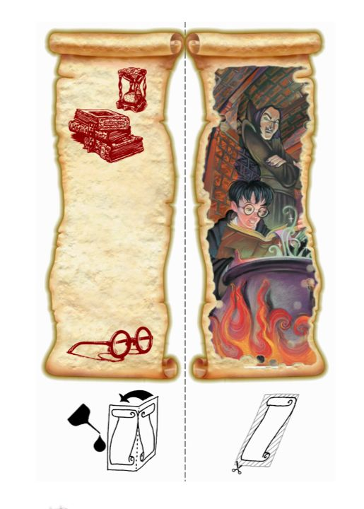 Free Harry Potter Printables | or all three FREE Harry Potter Printable Bookmarks.