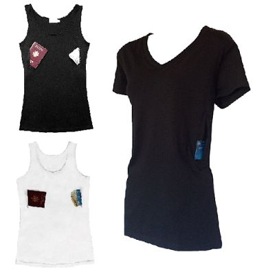 Review This!: Clever Travel Companion Women's Tank Top & T-Shirt...