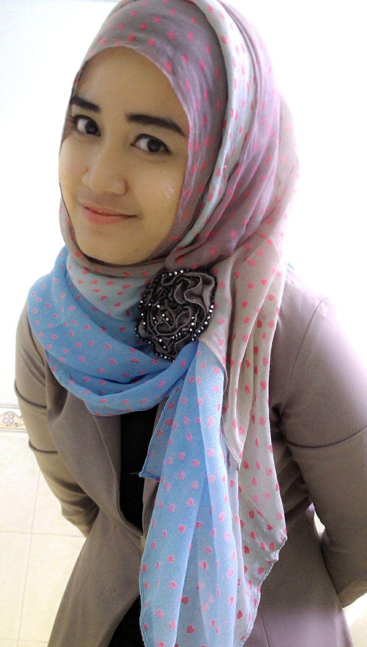 #pastel #hijab #Indonesia