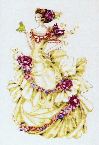 Ella the Frog Princess - Mirabilia Designs