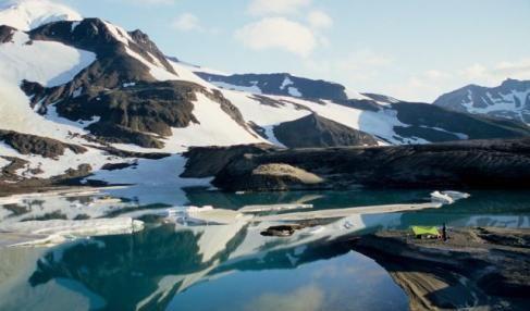Alaska-La Vallée des Dix Mille Fumées - Parc National de Katmai avec Green Aventure