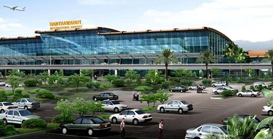 South Koreans Win Bid to Build New Myanmar Airport