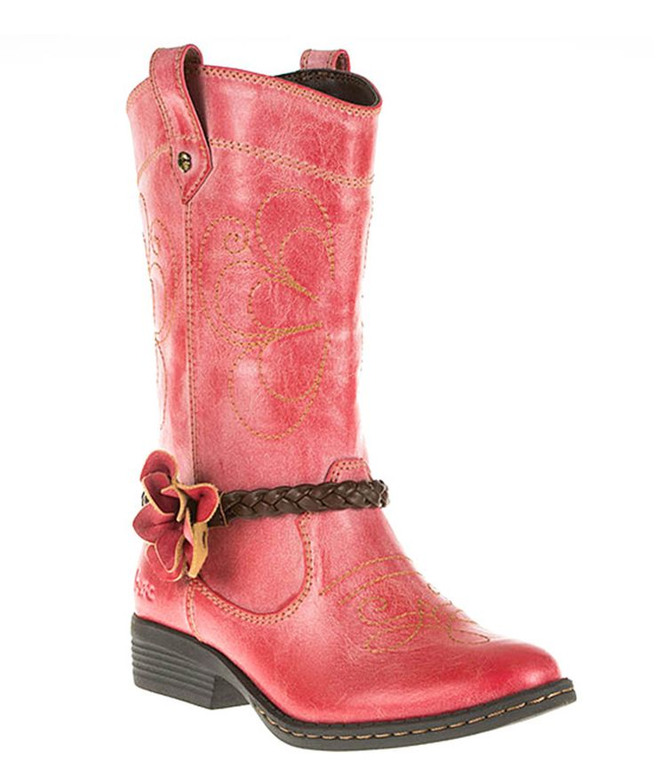 Look at this b.o.c Pink Geneva II Boot on #zulily today!