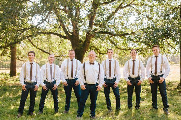 HAILEY + ADAM   Vancouver, Washington Farm Wedding » i love farm weddings