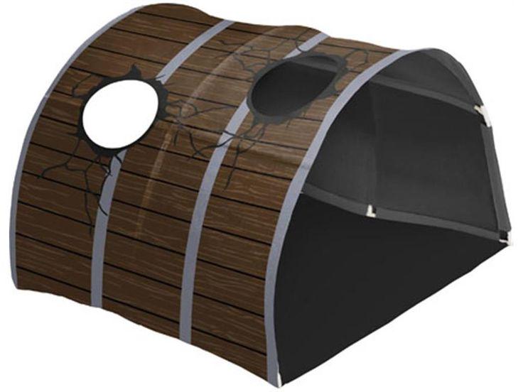 FLEXA Pirate Betttunnel / Spieltunnel Pirat 8340037 Jetzt