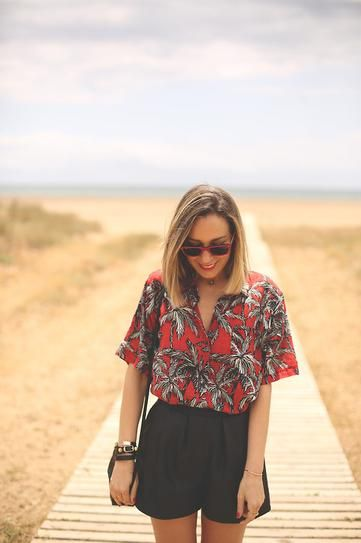 Hawaiian Print is Trending: How to Wear It Plus 15 Pieces to Buy   StyleCaster