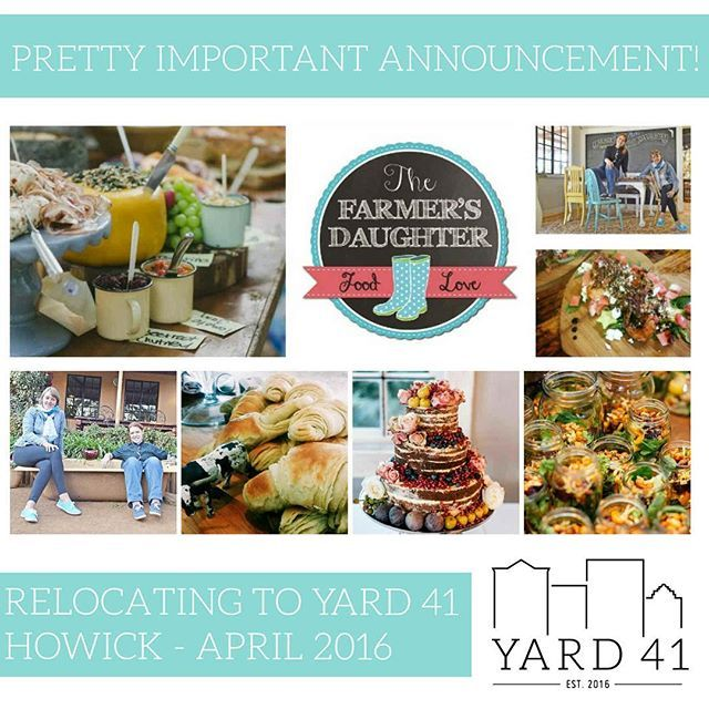 SnapWidget   Follow @yard41 as we announce the awesome businesses joining @therubyorchard at our development in Howick, KZN! @thefarmersdaughterkitchen it's getting real!!! #therubyorchard #yard41