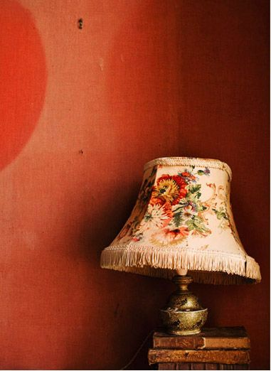 Sweet Vintage. WALL COLOR!! :D