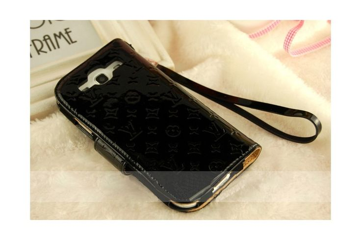 Wholesale Cell Phones Accessories in Toronto Canada LUXURIOUS LEATHER WALLET FLIP CASE FOR SAMSUNG GALAXY S3 - BLACK  $9.99