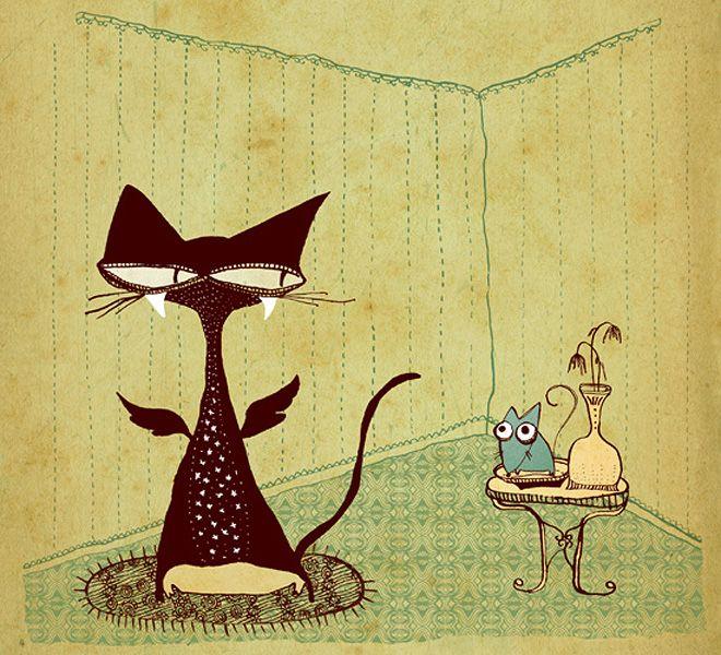 ilustración de Laura Varsky