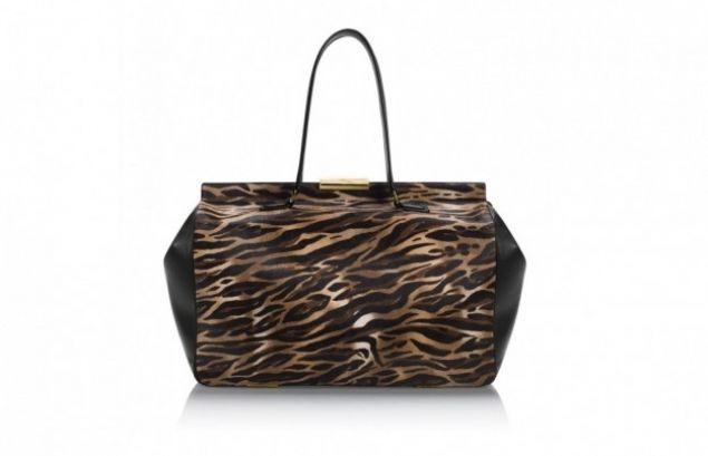 #TamaraMellon presenza la nuova collezione di borse per l'autunno/inverno 2014-2015  @tamaramellon