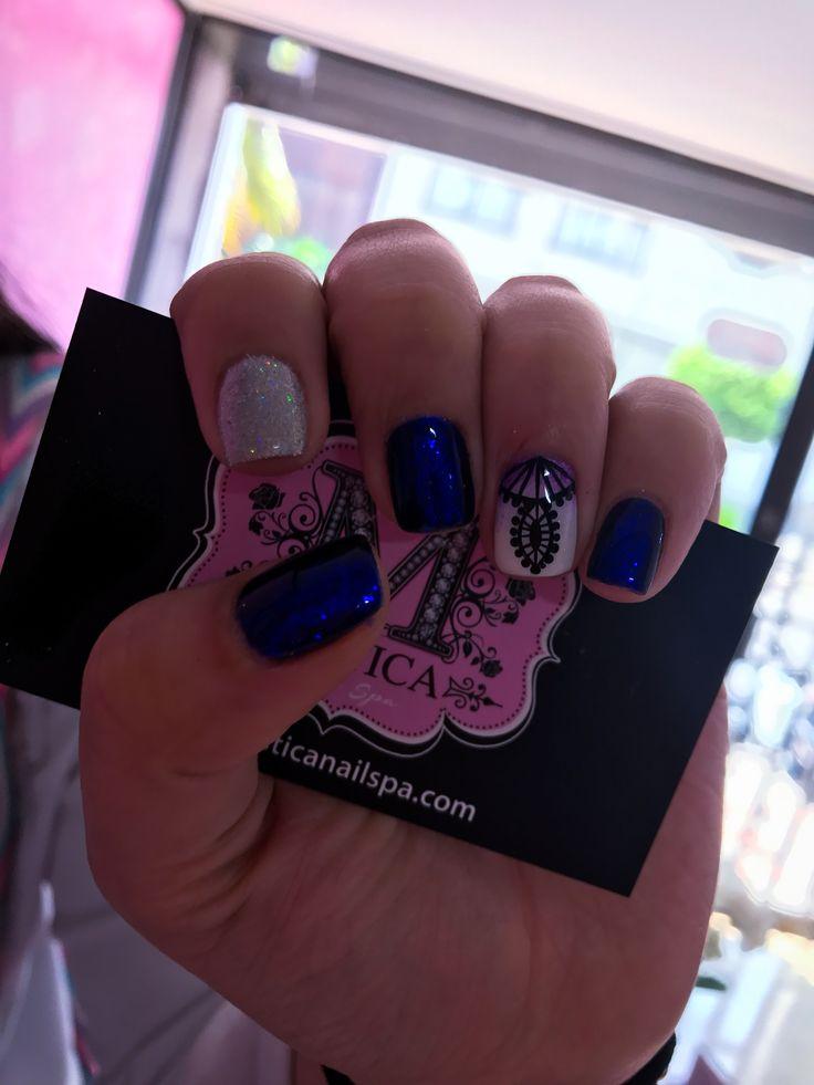 Resultado de imagen para decorados de uñas mistica