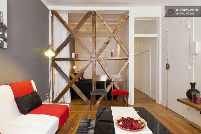 Dining / Living room _ Apartment Alcantara