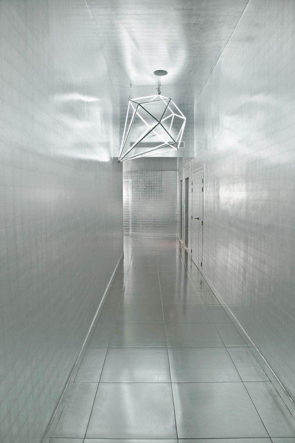 La Maison des Centraliens designed by Martin margiela