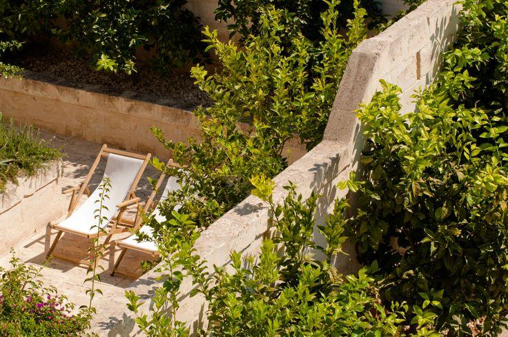 Borgo - Backyard