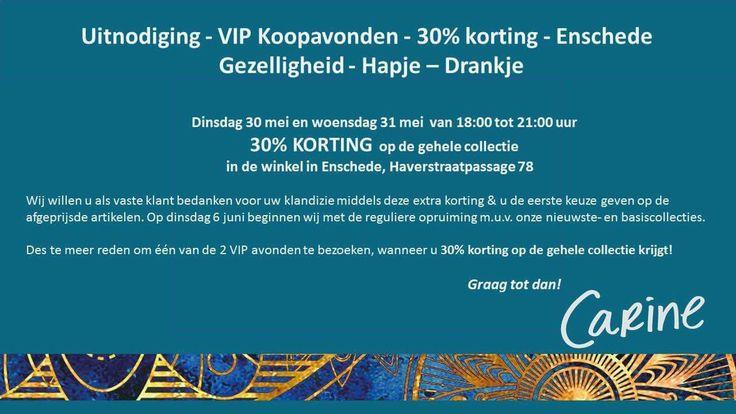 @carinenaafs #Damesmode Reminder voor vanavond 🎉🍸😎 #Haverstraatpassage #Enschede