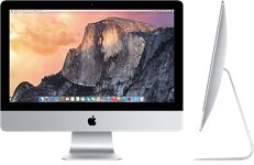 21.5-inch iMac 2.7GHz Specifications 2.7GHz quad-core Intel Core i5 Turbo Boost up to 3.2GHz 8GB (two 4GB) memory 1TB hard drive1 Intel Iris Pro Graphics $1,299.00