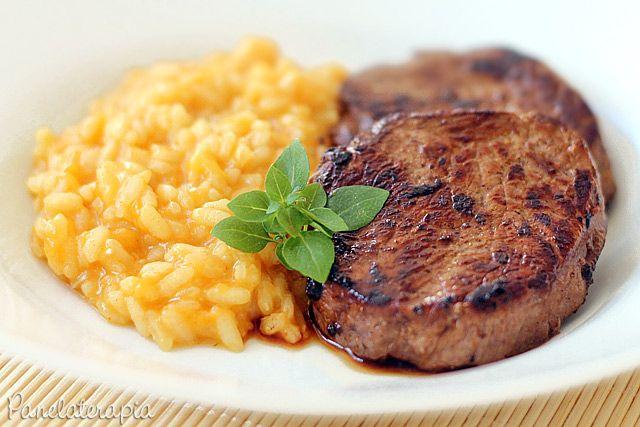 PANELATERAPIA - Blog de Culinária, Gastronomia e Receitas: Risoto de Cenoura e Especiarias