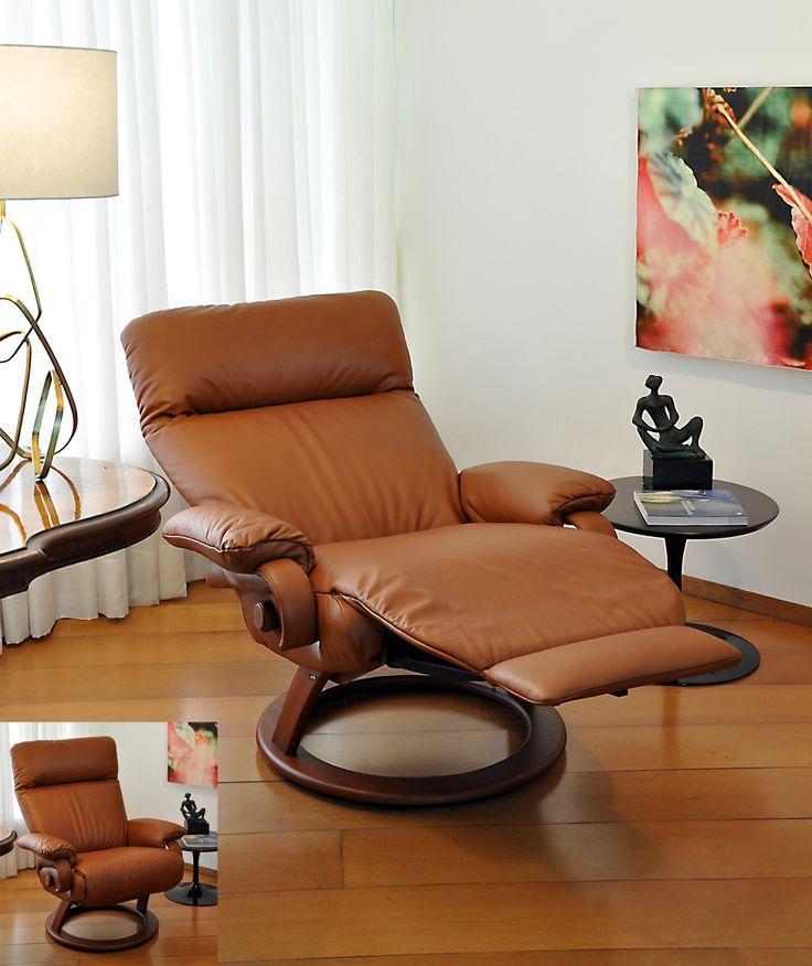 Poltronas reclináveis Lafer, um presente inesquecível. na imagem poltrona reclinável Taylor Acesse http://www.lafer.com.br/interdomus/reclinaveis.html #PoltronaReclinavel #LaferRecliners #ReclinaveisLafer #PoltronasLafer #Lafer90anos