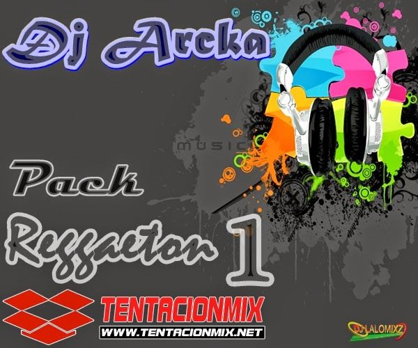 descargar Pack N° 1 Reggaeton | descargar pack de musica remix
