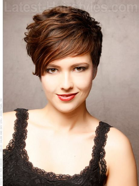 Sassy Short Asymmetrical Haircuts | Short Hair Hairstyles ...