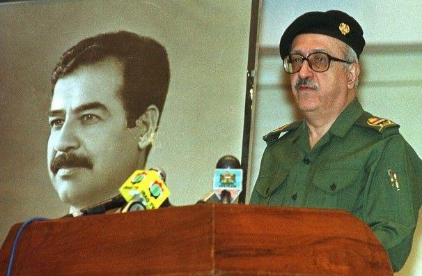 Tariq Aziz, top minister for Saddam Hussein and Iraq's longtime international spokesman, is dead - The Washington Post