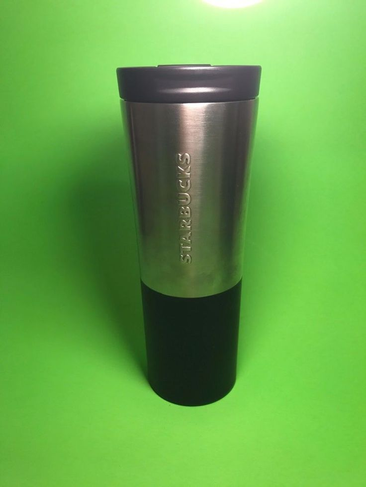 New 2016 Starbucks Stainless Steel Coffee Tumbler Cold Cup 20 oz. FREE SHIPPING #Starbucks
