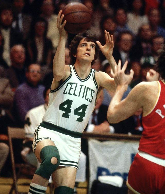 """Pete Maravich. the """"Pistol""""...no one has ever had more talent in the sport of basketball."""