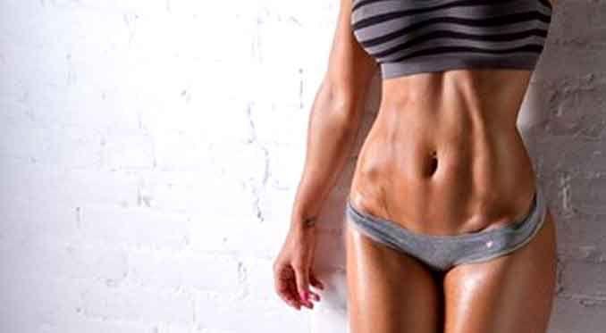 Le Demi-crunch croisé est un exercice de musculation des abdominaux sollicitant le haut des abdominaux obliques pour un bon gainage de la sangle abdominale