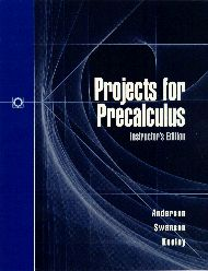 Precalculus Projects Book