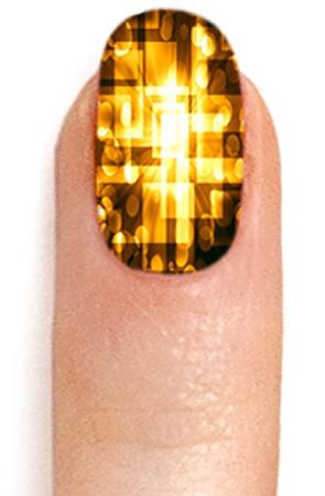 The Gold Dust Nail Wrap : ncLA : Karmaloop.com - Global Concrete Culture: Dust Nails, Golden Design, Nails Stickers, Nails Art, Nails Design, Ncla Gold, Gold Dust, Nails Wraps, Beautiful Products