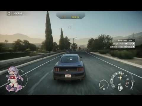 need for speed rivalers prova 1