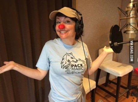 Voice Actress Alyson Court
