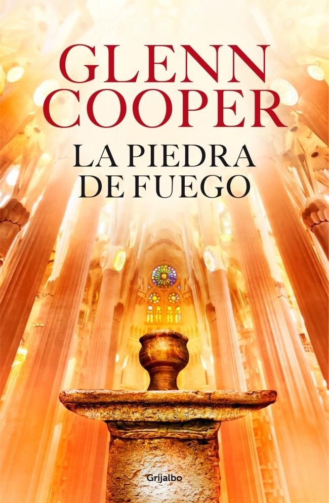 Glenn Cooper nos trae un apasionante #thriller #historico ambientado en la Barcelona de Gaudí y la Barcelona actual.